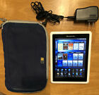 Pandigital Novel eReader Tablet  PRD07T10WWH7 1GB, Wi-Fi, 7in White w/Charger