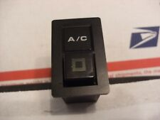 NISSAN PICKUP HARDBODY D21 Master A/C Button AC switch 87-94 Air Conditioning