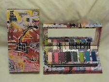 Urban Decay & Jean Michel Basquiat 'Tenant' Eye Shadow Palette Ltd Ed NIB