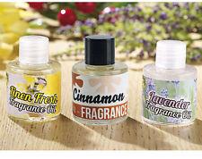 Linen Essential Oils & Diffusers