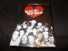 RARE DVD ALMOST FRIENDS Psykopit Snowboard Movie Lester Production Snowboarding