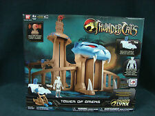 Thundercats Tower of Omens Playset with Exclusive Tygra Figure Bandai 2011 NEW