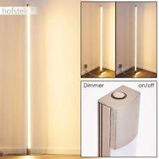 Lampadaire LED Lampe de lecture Lampe sur pied Design Variateur Lampe de séjour