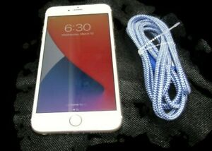 Apple Iphone 6S Plus Rose Gold 128 GB Carrier Unlocked Clean IMEI Smart Phone