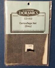 1/35 Custom Dioramics CD502: Camouflage Net (Gray)
