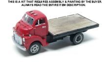 "N SCALE: 1950's GMC ""COE"" FLATBED TRUCK - SHOWCASE MINIATURES #79"