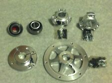 "1"" Axle Hub and Bearing KIT Go Kart Racing Mower Drift Trike Quarter Midget"
