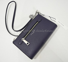 MARC By Marc Jacobs M0010153 Gotham Leather Small Shoulder/Crossbody Night Shade