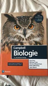 Campbell Biologie (Pearson Studium - Biologie) mit wenigen Anmerkungen