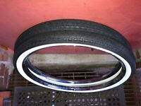 "26 "" balloon bicycle tires GOODYEAR TREAD  Schwinn, Columbia Roadmaster,Cruisers"