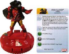 Marvel Heroclix Invencible Iron Man-Iron Slayer #054 - Chaser Chase Raro