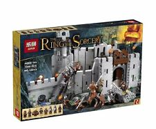 New The Lord of the Rings Series The Battle Of Helm' Deep Building Blocks Toy
