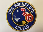 PK2167 Original US Navy 1960s USS Hornet Recovery Ship For Apollo 12 Patch L2A