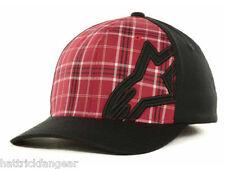 ALPINESTARS ALPINE MOTLEY 210  FLEX FIT HAT/CAP - BLACK - L/XL