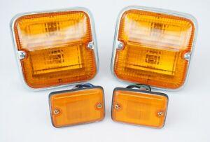 DAIHATSU WILDCAT F20 F50 F60 TAFT TOYOTA BLIZZARD LIGHT FRONT TURN SIGNAL LAMP