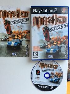 playstation 2 ps2 Mashed Fully Loaded