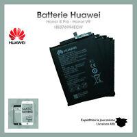 Batterie Huawei Honor 8 Pro - Honor V9 - HB376994ECW - 3900 mAh