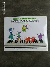 John Thompson easiest piano course part 3