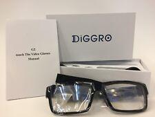 Diggro G2 Ultra light Camera Video Glasses HD Camera 8GB Memory