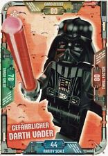 Lego Star Wars™ Series 1 Trading Cards Card 75 - Dangerous Darth Vader