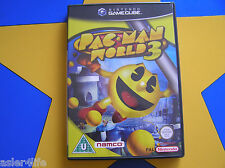 PAC-MAN WORLD 3 - GAMECUBE - Wii Compatible