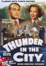 Best of British Classics: Thunder In The City, Very Good Dvd, Arthur Wontner,Nan