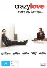 CRAZY LOVE DVD =REIKO AYLESWORTH-BRUNO CAMPOS= REGION 4 AUSTRALIAN= LIKE NEW