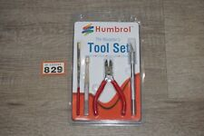 Humbrol Modelling Tool set The Modellers Tool set - Airfix - Lot 829
