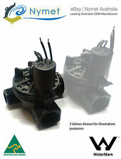 """Irrigation Solenoid Valve 1""""BSP in-1""""BSP out 24VAC 100LPM Integrated Manifold"""