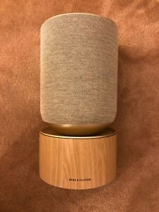 Bang & Olufsen Beosound Balance in Natural Oak with Google Assistant B&O