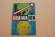 P1002 Train Ho N Catalogue BRAWA katalog 1978 deutch
