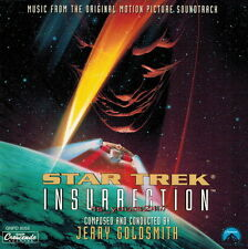 Star Trek 9: Insurrection - Original Soundtrack [1998] | Jerry Goldsmith | CD