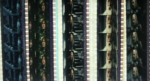 Lord of the Rings - Fellowship of the Ring 60 -  5 strips of 5 35mm Film Cells