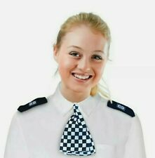 Adult Ladies WPC Police Woman Officer Cop Fancy Dress Costume Accessory Set