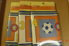 Restore Restyle Kids Wall Paper Border All Star Patch Target 3@ 15' Prepasted