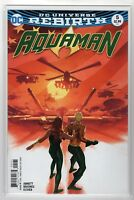 Aquaman Issue #5 Rebirth DC Comics Variant Cover