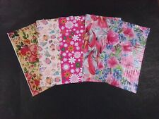 100 Hearts Pink Purple Butterfly 6x9 Mailers Poly Shipping Envelope Boutique Bag