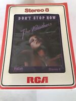 The Brothers- Don't Stop Now- NEW sealed 8 Track tape SOUL