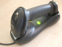Symbol Motorola LS4278 cordless wireless bluetooth barcode scanner + NEW BATTERY