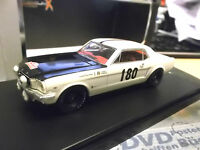 FORD Mustang MKI Rallye Monte Carlo 1965 #180 Germiniani SP Premium X IXO 1:43