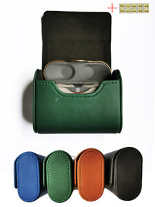 for Sony WF-1000XM3 1000XM3S Wireless Earbuds PU Leather Case Pouch Cover Bag