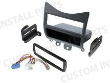 Car Radio Stereo Single DIN Dash Kit Harness Dash for 2003-2007 Honda Accord