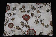 Stone Cottage Floral Window Valance 86x16 nwot #142