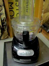 USED KFP740Q0B1  BLACK KITCHENAID / Food Processor Mixer W/ One blade