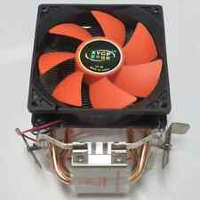XYCP Heatpipe CPU Cooler Fan & Heatsink for LGA 775 115X AMD i3 i5 i7 1366