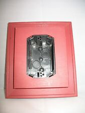 Tapco Inc Electrical Mounting Block, UL-listed 18 cu. in. Outlet Box Wineberry