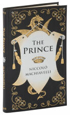 THE PRINCE by by Niccolo Machiavelli  *New Leatherbound* (Pocket Size)