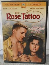 The Rose Tattoo (DVD, 2004) RARE BURT LANCASTER 1955 MINT DISC OFFICIAL VERSION