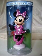 Disney Series 1 Collectible Figurine,Minnie Mouse Mounted Sculptured Figure,New