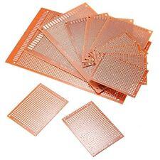 10pcs PCB Prototyping Printed Circuit Board DIY Prototype Breadboard Stripboard